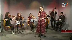 Alexandra Ușurelu, Când zâmbești Orchestra, Live, Concert, Concerts, Band