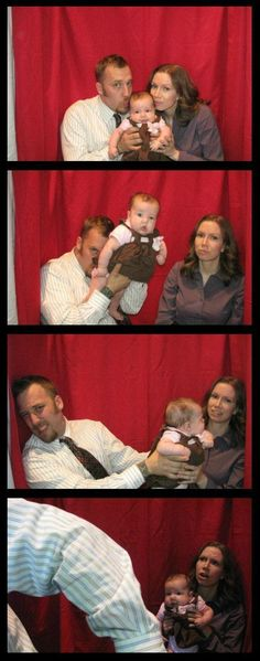 This dysfunctional family portrait. | 18 Of The Greatest Photos To Have Taken Place Inside A Photo Booth