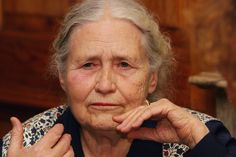 Writers Over 80  Doris Lessing (born October 22, 1919, 94 years old) Lessing hasn't published since August 2008 — a novella titled Alfred and Emily — but since she was just a few months shy of her 89th birthday when that novel came out, and as a Nobel Laureate (she won in 2007), she can't not be included.