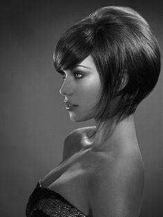 .O corte de cabelo é lindo