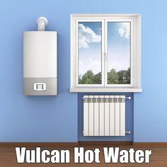 #VulcanHotWater