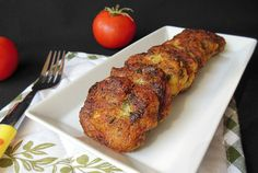 Chiftele din legume, de post Tandoori Chicken, Curry, Healthy Recipes, Healthy Food, Meat, Ethnic Recipes, Cooking, Fine Dining, Kitchens