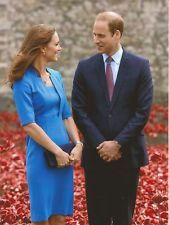 William & Catherine and the sea of poppies