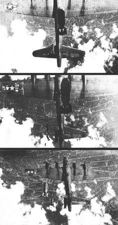 B-17 kills B-17 OMG!