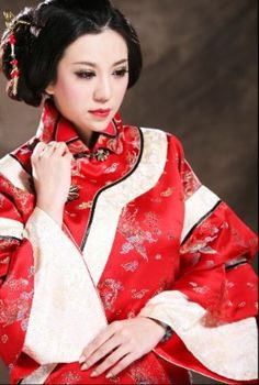 Traditional Chinese Wedding cheongsam for bride| The Boutiques for Qipao, Cheongsam, Chinese dress – Uboutiques.com |