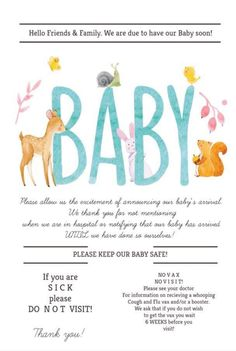Fantastic baby arrival tips are offered on our internet site. Read more and you wont be sorry you did. Newborn Announcement, Announcement Cards, Whooping Cough, After Baby, Fantastic Baby, Baby Arrival, Pregnant Mom, First Time Moms, Baby Time