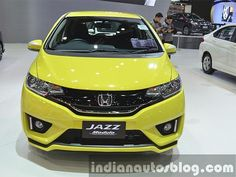 Honda Jazz with Modulo accessories showcased