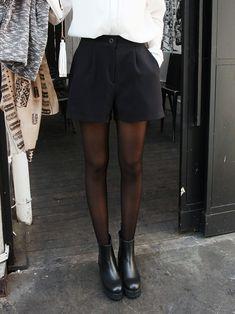 Shorts d'hiver