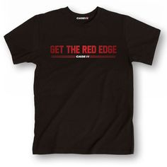 RED Edge BLACK Men's T-Shirt