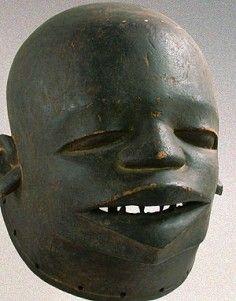 Lipiko mask from the Makonde Tanzania, Africa Face Art, Art Faces, Man Sketch, Head Mask, Africa Art, Masks Art, African Masks, Arte Popular, African Culture