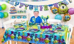 Monsters University Party Ideas Guide - Party City
