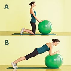 5 Core Moves | Lat Roll and Pull | CookingLight.com