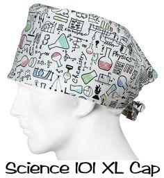XL Surgical Caps Science 101 - surgicalcaps.com hospitalgowns.com