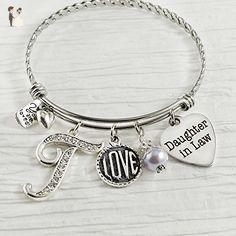 Daughter In Law Gift Bracelet