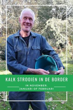 Kalk strooien in je border Ecology, Eco Friendly, Flora, Knowledge, Home And Garden, November, Gardens, Outdoor Gardens, Plants