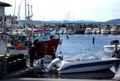 Havnen i Drøbak
