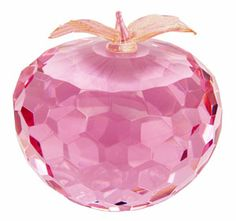 Pink Crystal Apple ❤