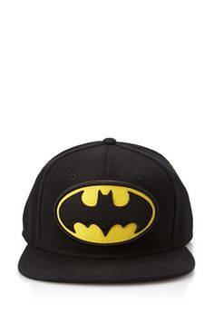 Batman™ Snapback Hat | 21 MEN - 2000127848