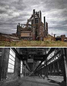 Bethlehem Steel Factory 1