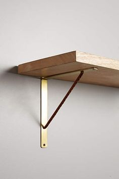 com wgx shelf ac bracket amazon diy pack for brackets design brass display dp hung wall you