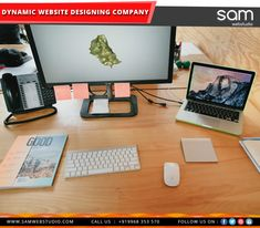 Dynamic Website Design offer highly personalized pages for end users, either by the system selecting preferred options based on the end users profile or vice versa. SAM Web Studio provides #responsive and Dynamic Website Designing Service in Delhi, India. Call Us On: +91-9968353570 #websitedesigningcompany #dynamicwebsitedesigningcompany #responsivewebsitedesigningcompany #ecommercewebsitedesigningcompany