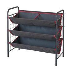 Garage Storage Racks, Door Storage, Hanging Storage, Barn Storage, Sports Equipment Storage, Football Pads, Garage Workshop Organization, Fabric Bins, Toy Store