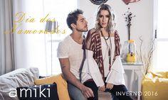 Campanha Namorados Amiki Inverno 2016