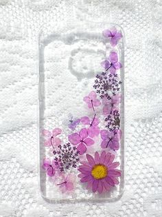 Handmade phone case cover. Fit for Samsung Galaxy S6.