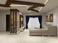 faux plafond, plafond suspendu en bois et plâtre