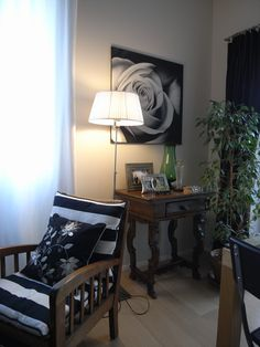 Small apartment of 40 sq.m. The living
