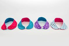 Bubikragen für Kinder mit Cord *fröhliche Farben!*