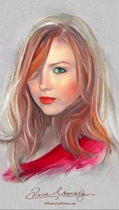 Mr. Castle, you have a beautiful daughter. A great drawing of Molly.