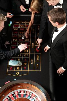Roulette Table Hire in London and the rest of the UKI
