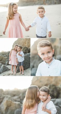 Orange County Ca. Family beach photos laguna beach child and family photographer, Jen Gagliardi, What to wear beach