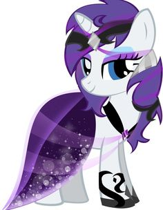 Rarity could wear any dress and look amazing!