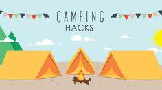 8 genius camping hac