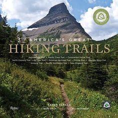 Boekje over wandelroutes door West Amerika