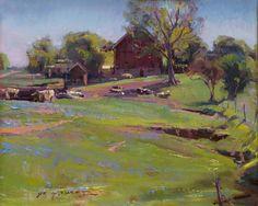 Late September Pasture     Daniel F. Gerhartz