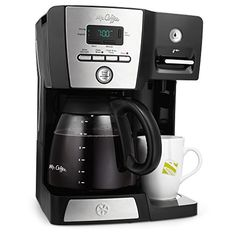 $49.99 Mr. Coffee BVMC-DMX85 12-Cup Programmable Coffeemaker with Integrated Hot - http://freebiefresh.com/mr-coffee-bvmc-dmx85-12-cup-programmable-coffeemaker-review/