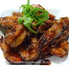 Discover what are Chinese Seafood Cooking Prawn Recipes, Shellfish Recipes, Seafood Recipes, Asian Recipes, Cooking Recipes, Healthy Recipes, Simple Recipes, Asian Foods, Curry Recipes