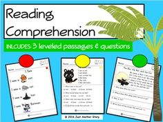 Includes:The AT Family -1 Easy Worksheet (4  sentences)-1 Medium Worksheet (1 passage, 4 multiple choice questions)-1 Hard Worksheet (1 passage, 4 written response questions __________________________________COPYRIGHT:2016 Just Another StoryTeachersPayTeachersClip art, images, pictures, backgrounds, photos, etc., provided by: www.graphicsfactory.com www.mycutegraphics.com