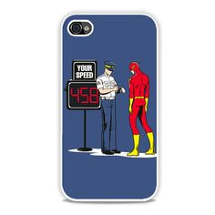 Flash Busted iPhone 4, 4s Case
