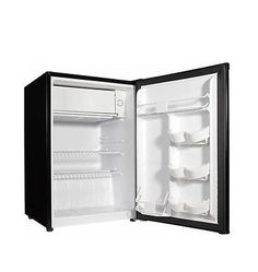 Compact Refrigerator Freezer Apartment Dorm Office Home Black | Things To  Buy | Pinterest | Compact Refrigerator Freezer And Black Part 80