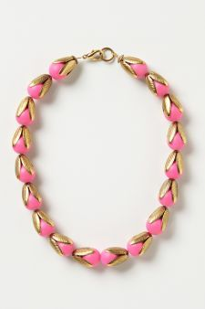 Budding Neon Necklace