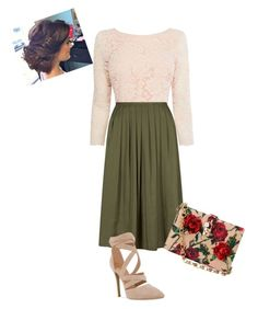 Lovely Pieces by bye18 on Polyvore featuring polyvore fashion style Coast M&S Dolce&Gabbana clothing