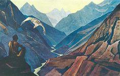 Teacher's order - Nicholas Roerich