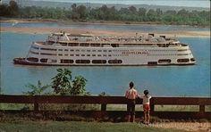 S.S. Admiral St. Louis Missouri  Childhood Memory
