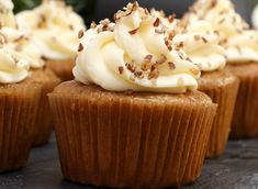 *Tried & True* Southern Carrot Cake Cupcakes that are so easy! Bakes up moist and fluffy with a Secret Ingredient! Traditional, old-fashioned recipe! Carrot Cupcake Recipe, Easy Carrot Cake, Moist Carrot Cakes, Easy Cupcake Recipes, Carrot Cake Cupcakes, Homemade Desserts, Frosting Recipes, Homemade Breads, Eating Carrots