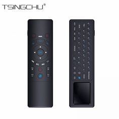 Remote Control With Keyboard And Touchpad Mini Wireless Fly Air Mouse Touchpad Combo For Android TV Box/PC Mini Keyboard, Keyboard With Touchpad, Fly Air, Mice Control, 4g Wireless, Bluetooth, Video Camera, Mac Os, Remote