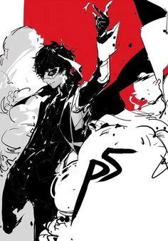 Akira Kurusu Persona 5